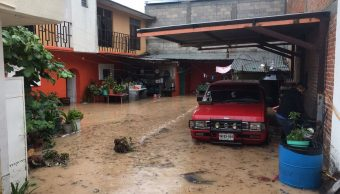 Alerta en Oaxaca por zona de inestabilidad