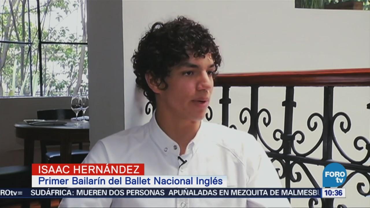 Isaac Hernández: Desconocimiento, mayor obstáculo del ballet en México
