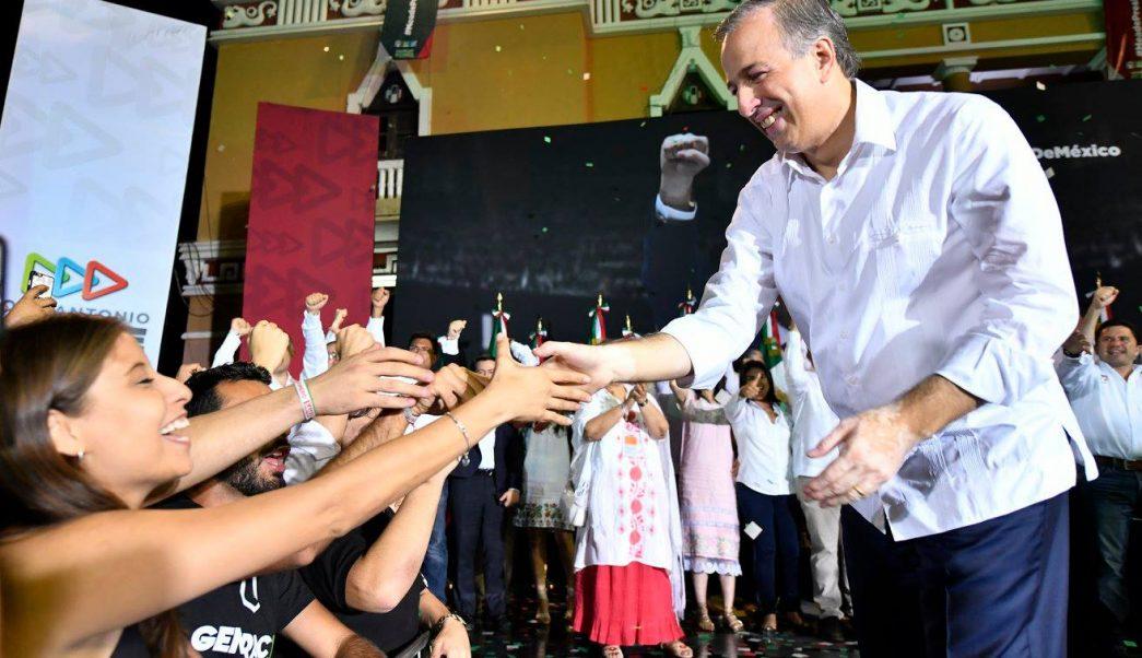 José Antonio Meade pide sanciones para Morena