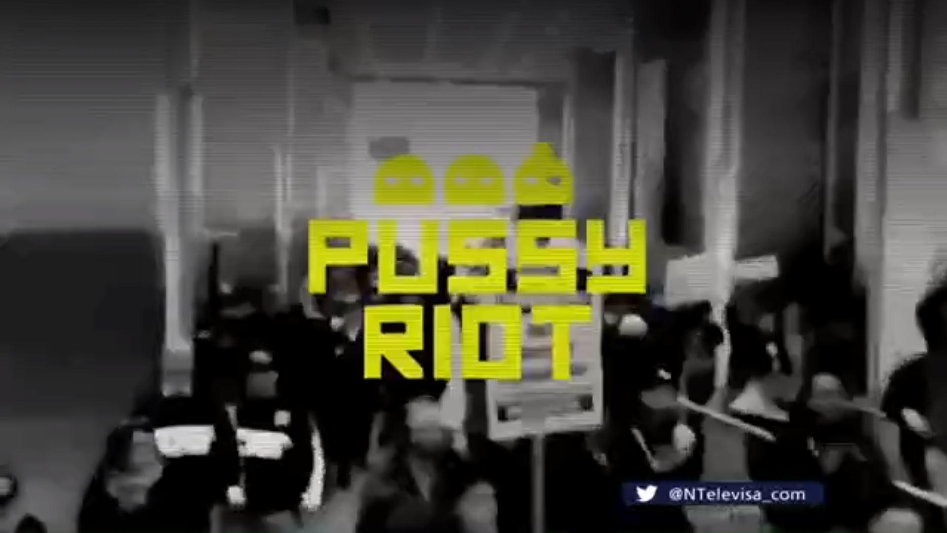 Fama Mundial Pussy Riot Rusia Moscú