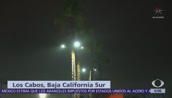 Suspenden Clases Tormenta Tropical Bud Los Cabos Bcs