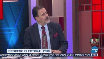 Francisco Gil Villegas analiza cierre campañas