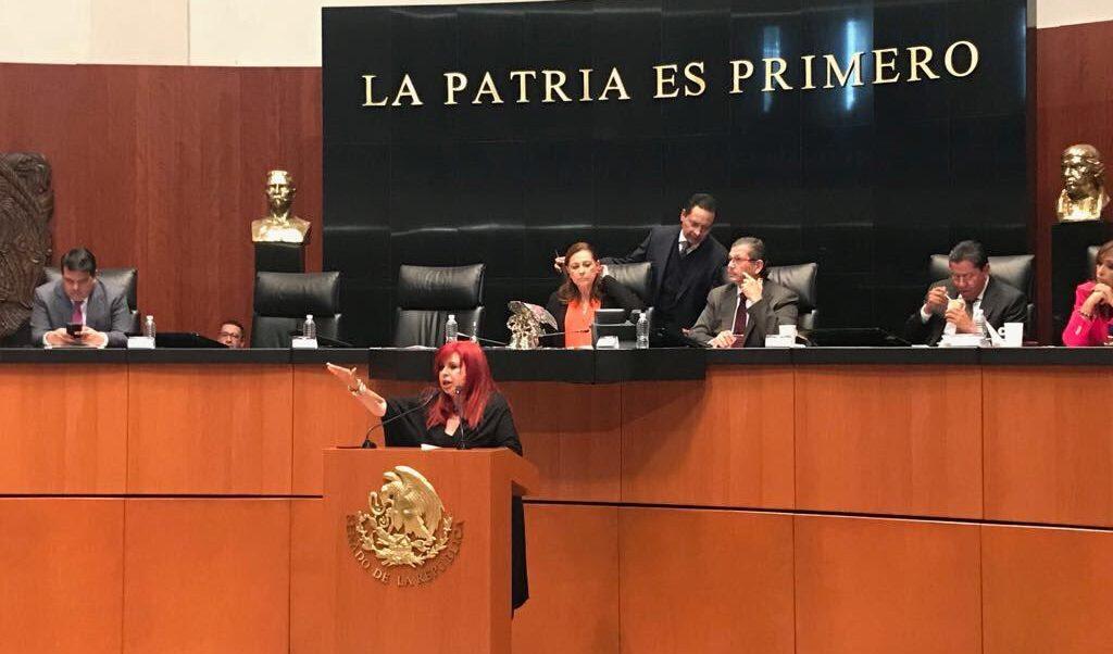 Layda Sansores factura gastos personales con cargo al Senado