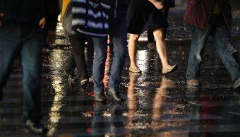 Lluvias provocan 6 encharcamientos en la GAM y Cuauhtémoc
