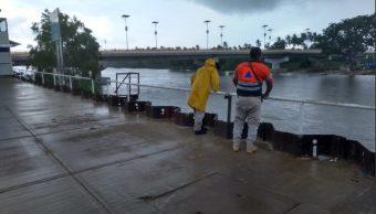 Se prevén altas temperaturas y lluvias fuertes en Guerrero