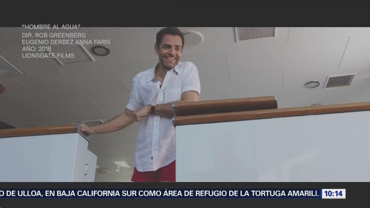 #LoEspectaculardeME: 'Hombre al agua' rompe récord en taquilla