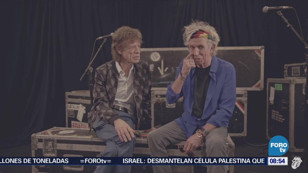#LoEspectaculardeME: Mick Jagger saldrá de gira en compañía de su hijo