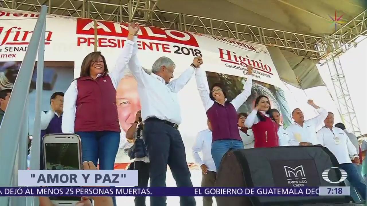 López Obrador dice que dejó atrás la confrontación con los empresarios
