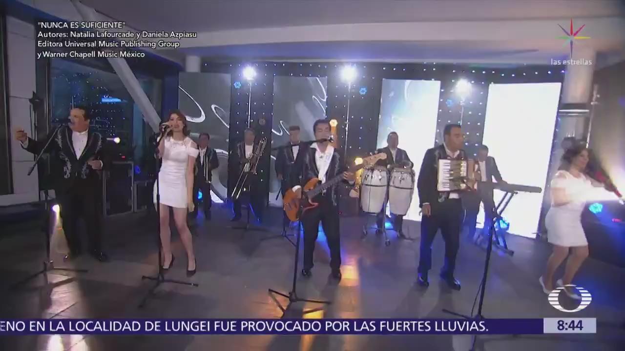 Los Ángeles Azules presentan nuevo CD+DVD en Al Aire