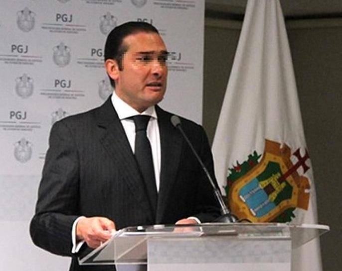 Imponen prisión preventiva al exfiscal de Veracruz