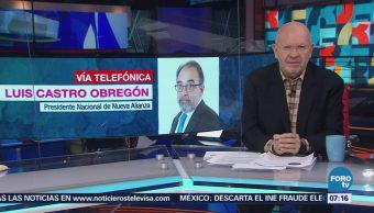 Luis Castro: 'Contradicción fuerte', declinación de Alejandro Vera