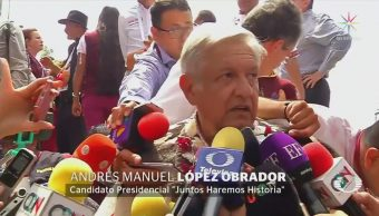 Amlo Rechaza Haya Pactado Gobierno EPN