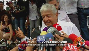 Amlo Respeta Señalamientos Contra Adversarios Elecciones