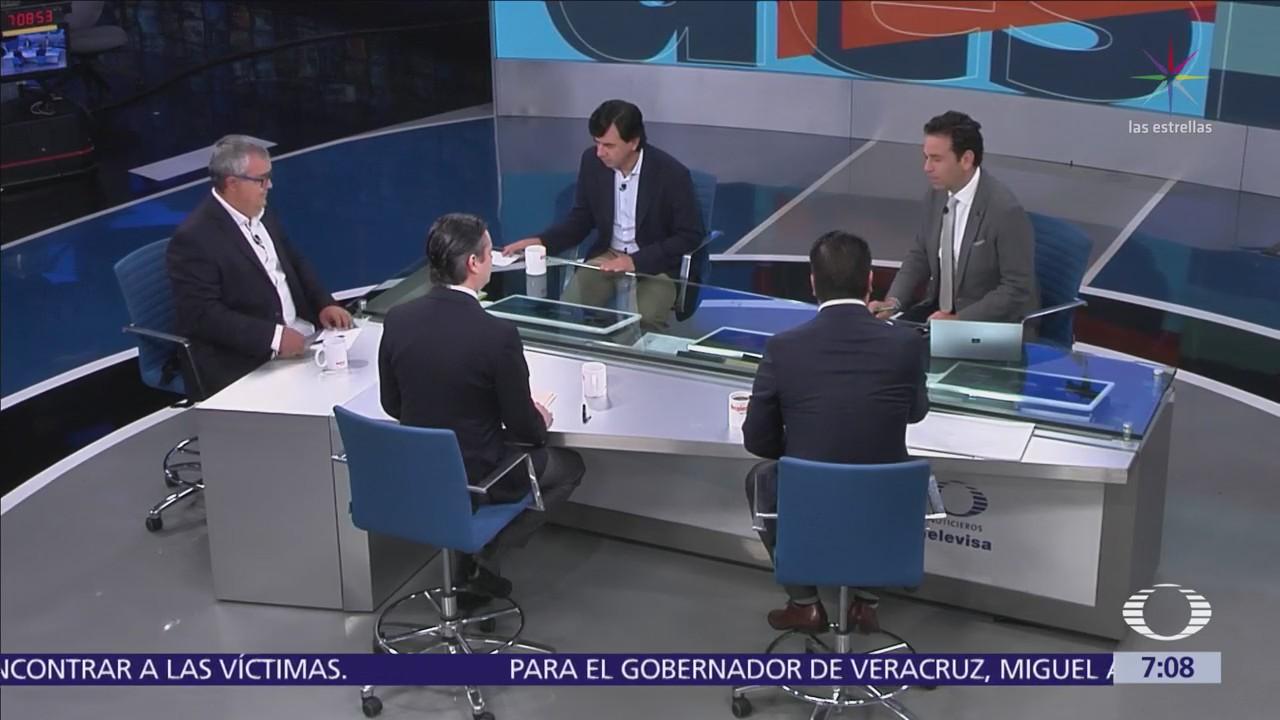 Mesa política en Despierta: Odebrecht, Layda Sansores y las encuestas