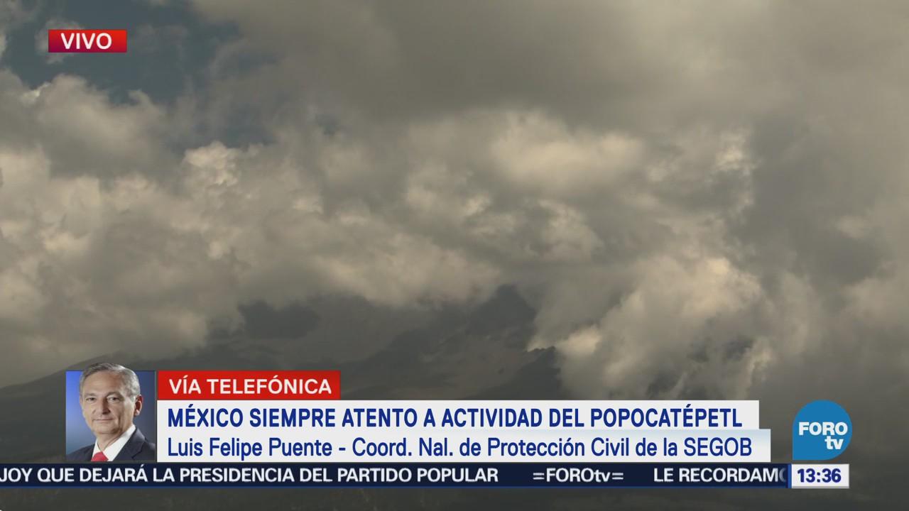 México Aprende Lecciones Volcán Fuego Guatemala