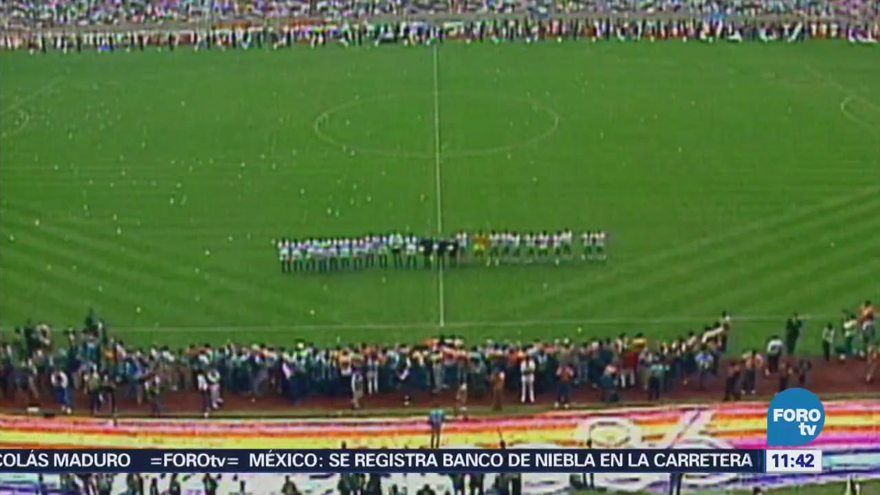México y sus Mundiales de Futbol