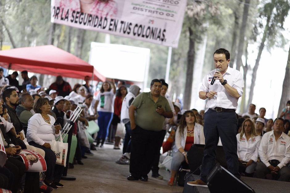 Mikel Arriola acusa a Sheinbaum de dejar tiradero en Tlalpan