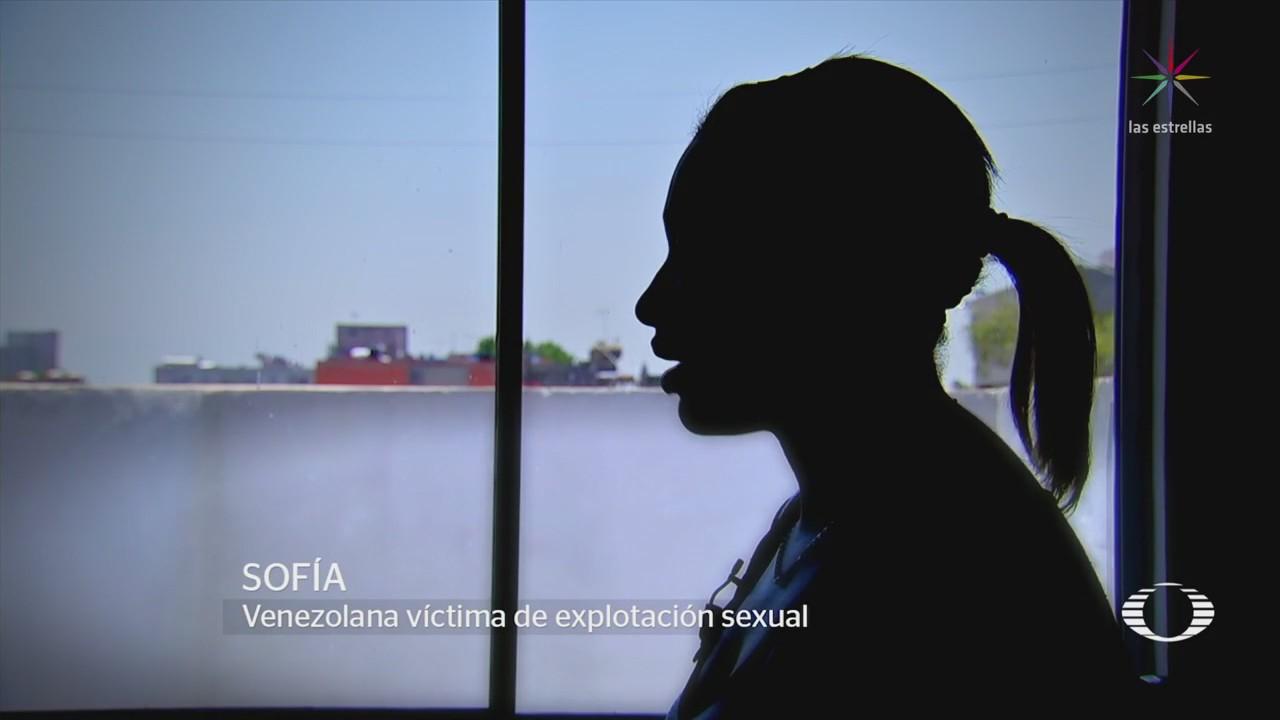 Mujeres Venezolanas Obligadas Prostituirse México