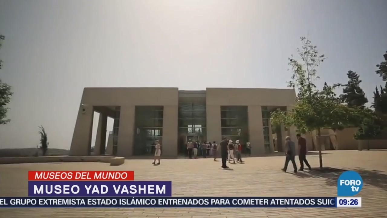 Museo dedicado a documentar el Holocausto