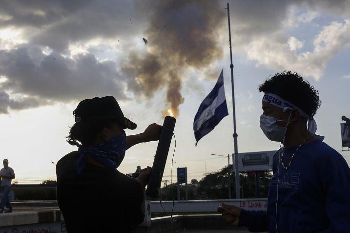 Nuevo enfrentamiento en Nicaragua deja un muerto