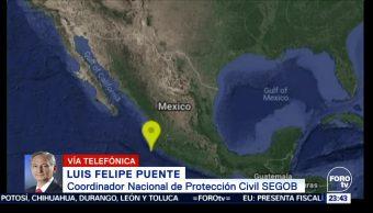 Daños Sismo Jalisco Colima Luis Felipe Puente