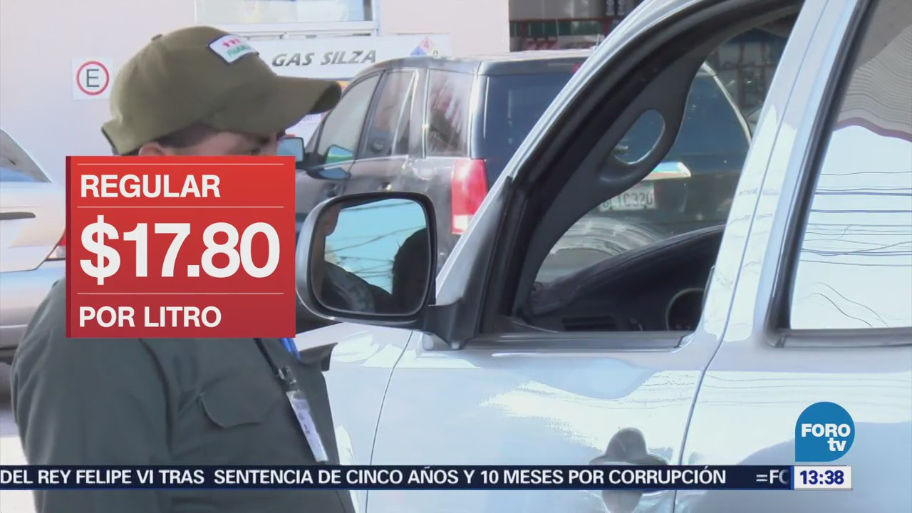 Precios Gasolina Aumentaron 2.11 Pesos