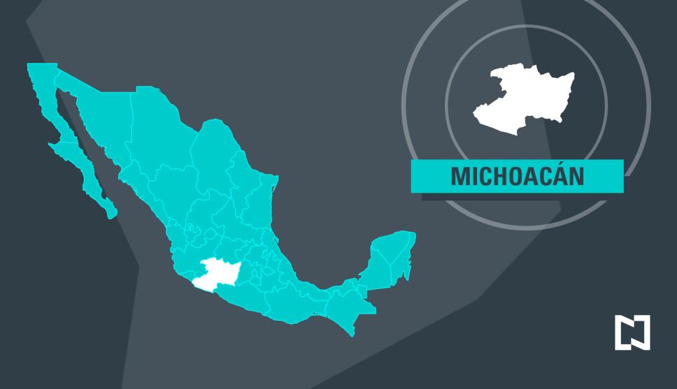 Operativo en Contepec, Michoacán, por gente armada deja tres detenidos