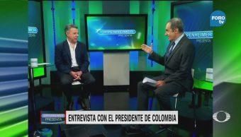Oppenheimer Programa Junio Juan Manuel Santos Colombia