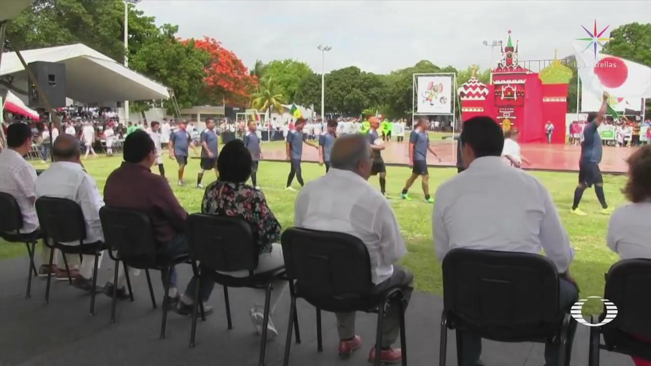 Organizan 'Mundialito' Penal Mérida Yucatán Futbol