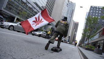 Parlamento Canadá aprueba ley legalización marihuana