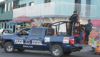 Detienen a cuatro personas con armas y droga en Sinaloa