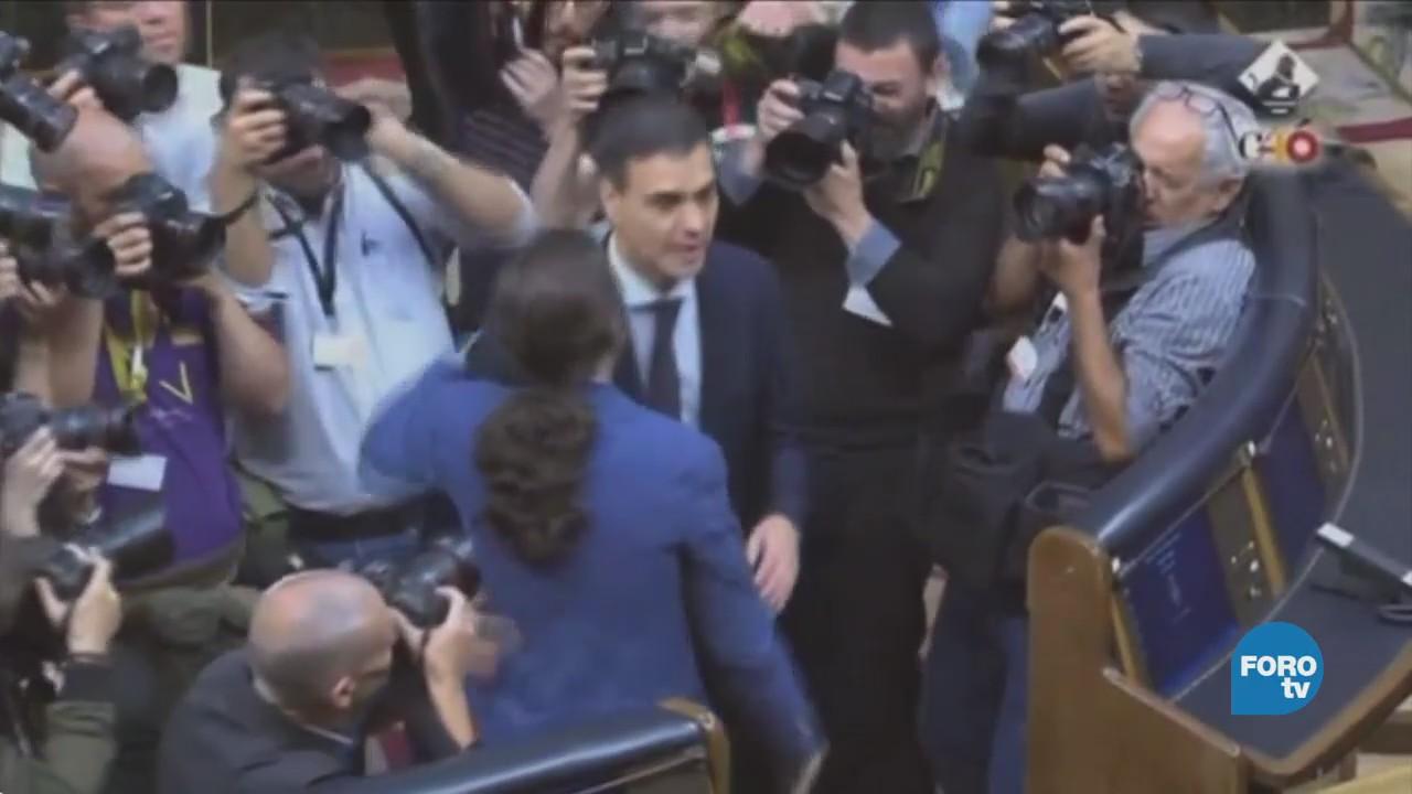 Pedro Sánchez y el PSOE a la cabeza de España