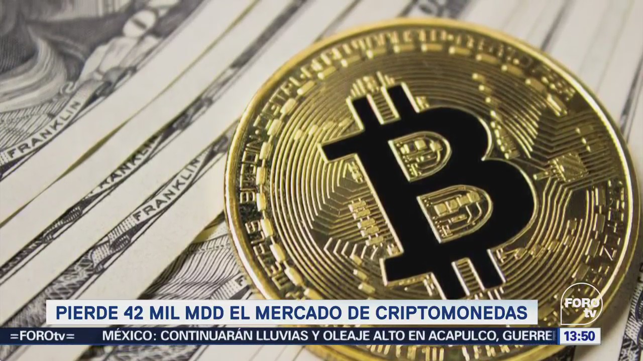 Pierde Bitcoin Cerca 53% Valor Desde Enero