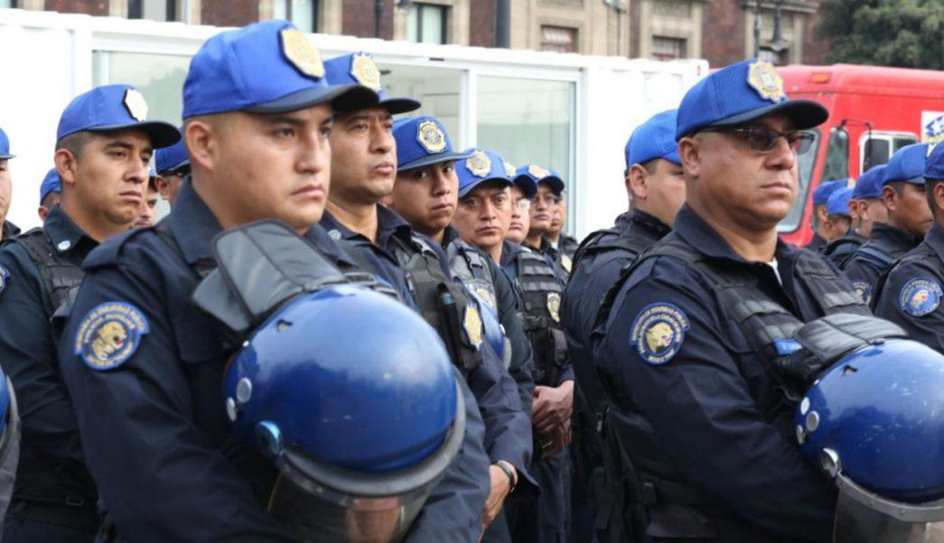 SSPCDMX aplicará operativo por partidos del Mundial de Rusia