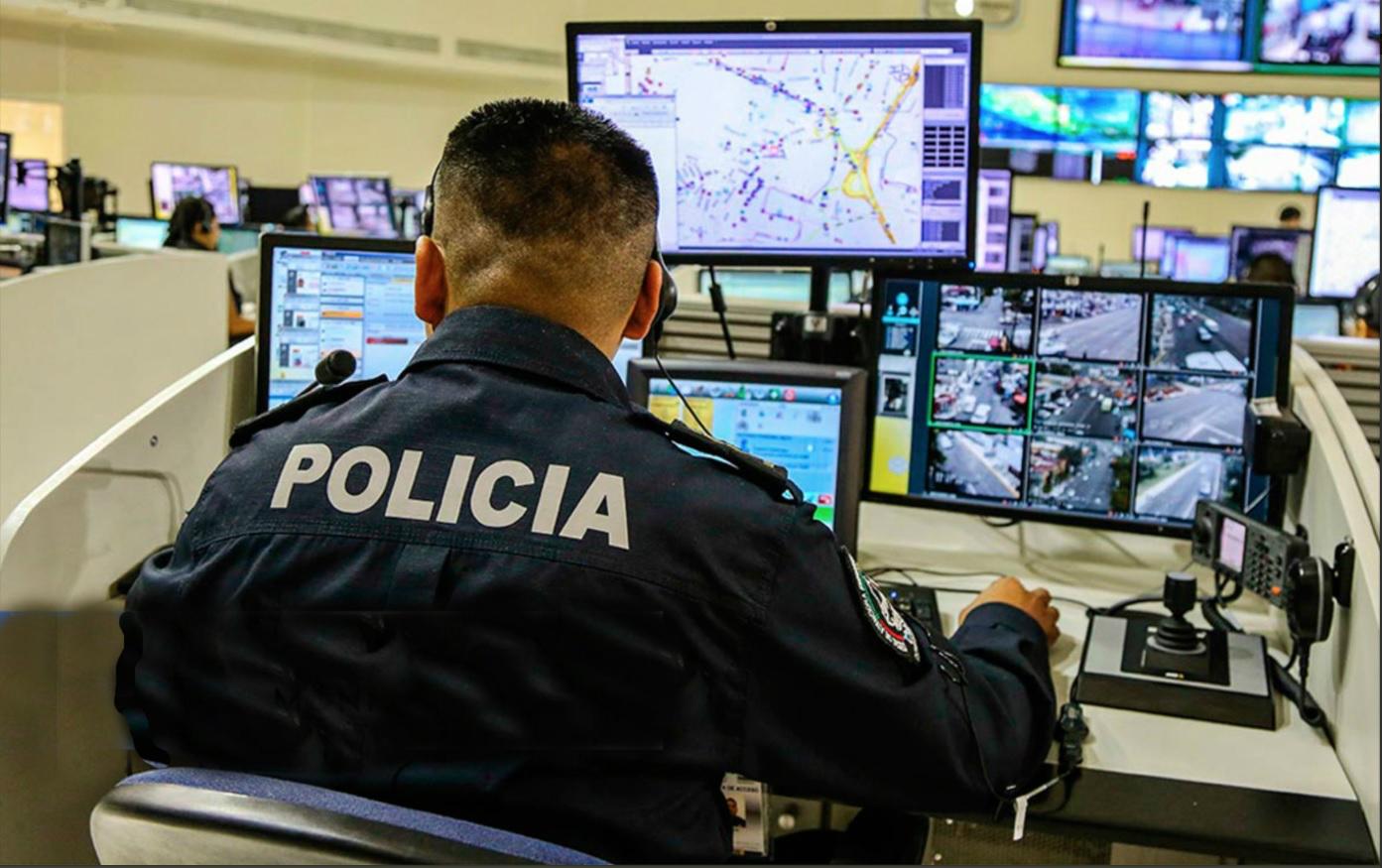 Frustran asalto a cuentahabiente mediante cámaras colonia Roma