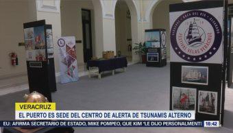 sede del Centro de Alerta de Tsunamis