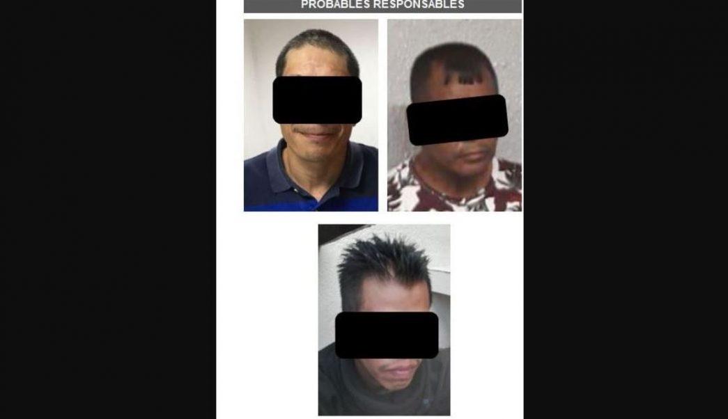 Detienen a tres personas por robo en el Metro de la CDMX