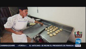 Retratos de México: Labor de un maestro panadero