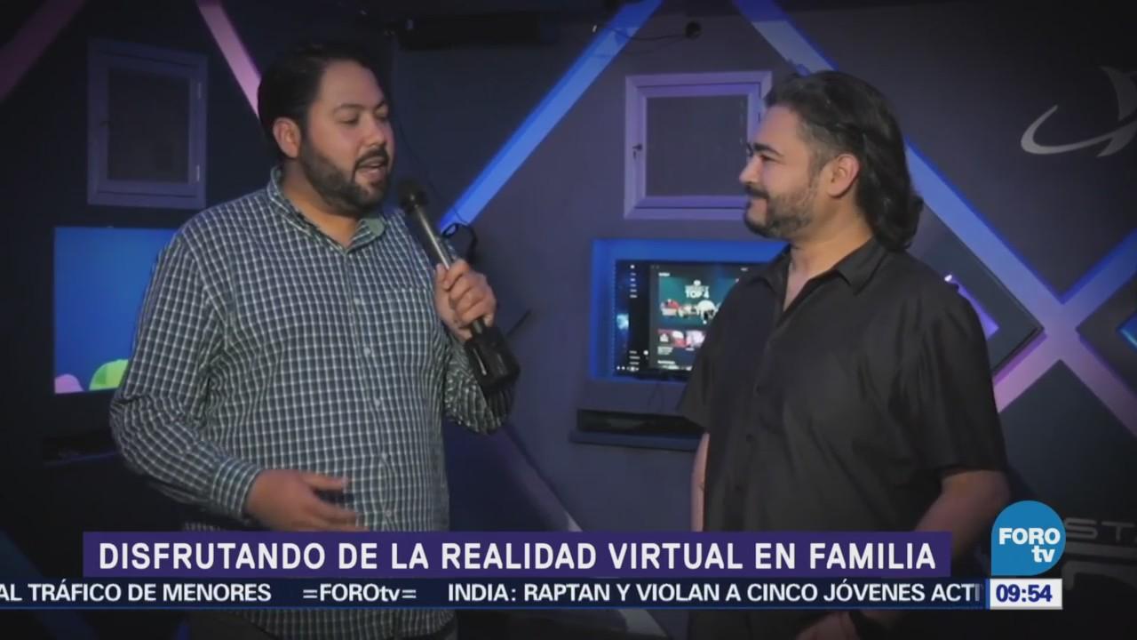 Sabe Realidad Virtual Luis Enrique