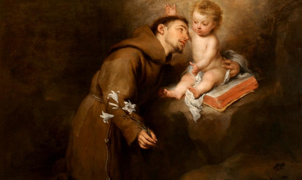 San Antonio Padua Milagro Tradición Religioso