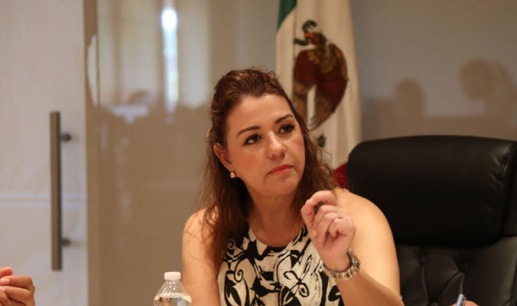 Desmiente Gobierno Guerrero Candidata al senado del frente