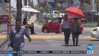 Registran Altas Temperaturas Chihuahua