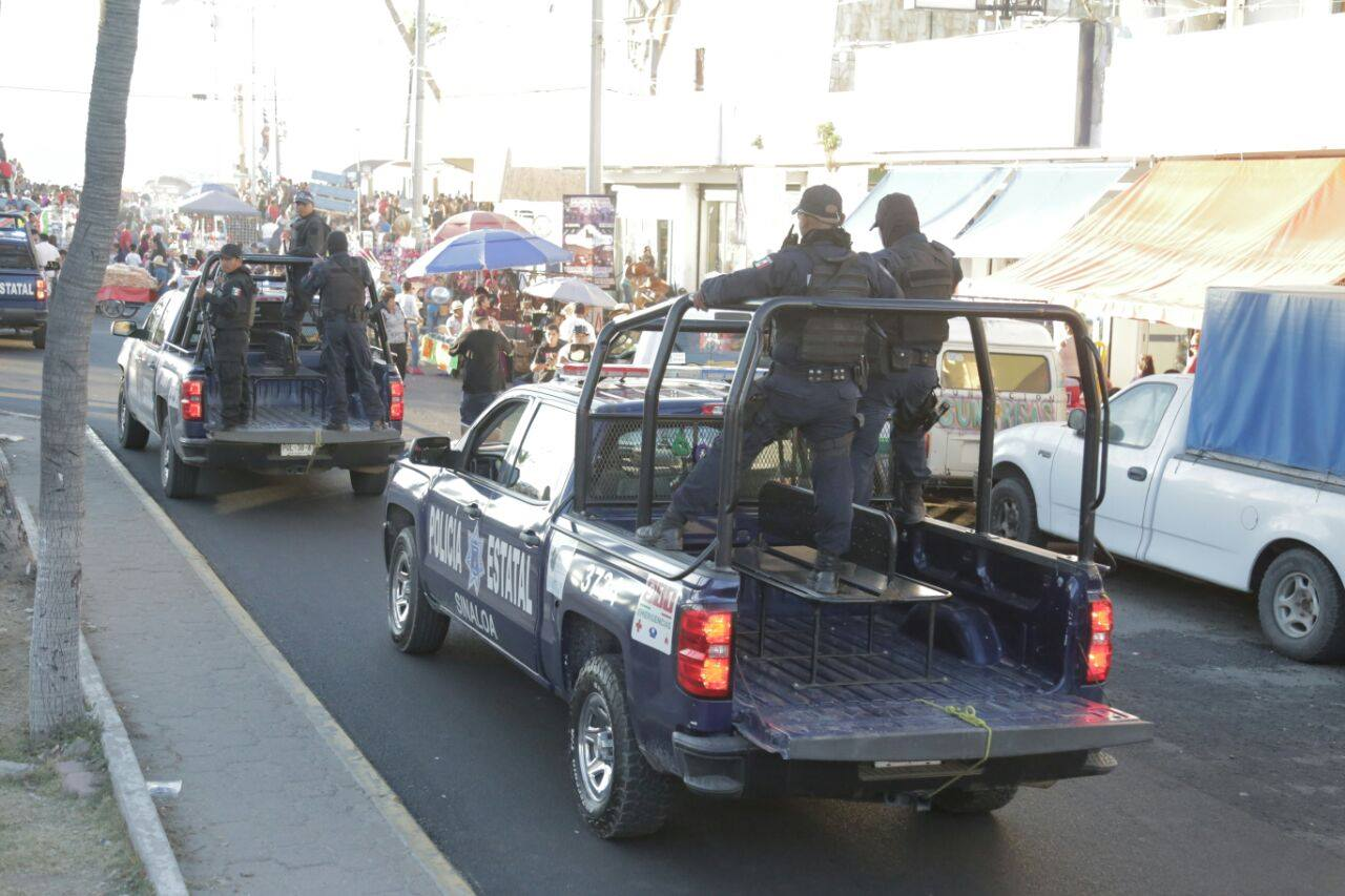Reforzarán seguridad carreteras Sinaloa periodo vacacional
