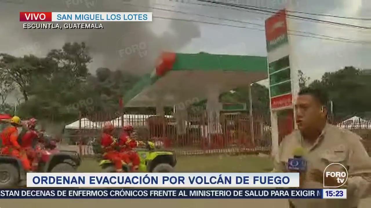Siguen Labores Búsqueda Rescate Guatemala