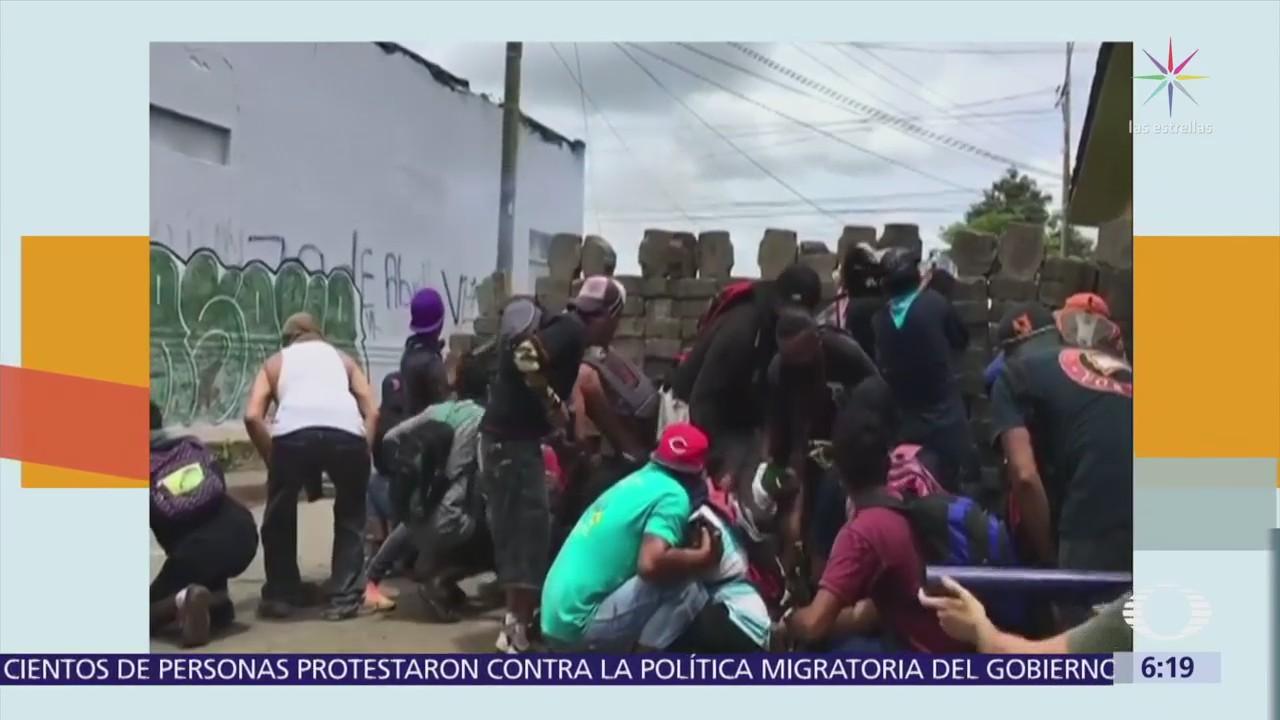 Siguen protestas contra Daniel Ortega y muertes en Nicaragua
