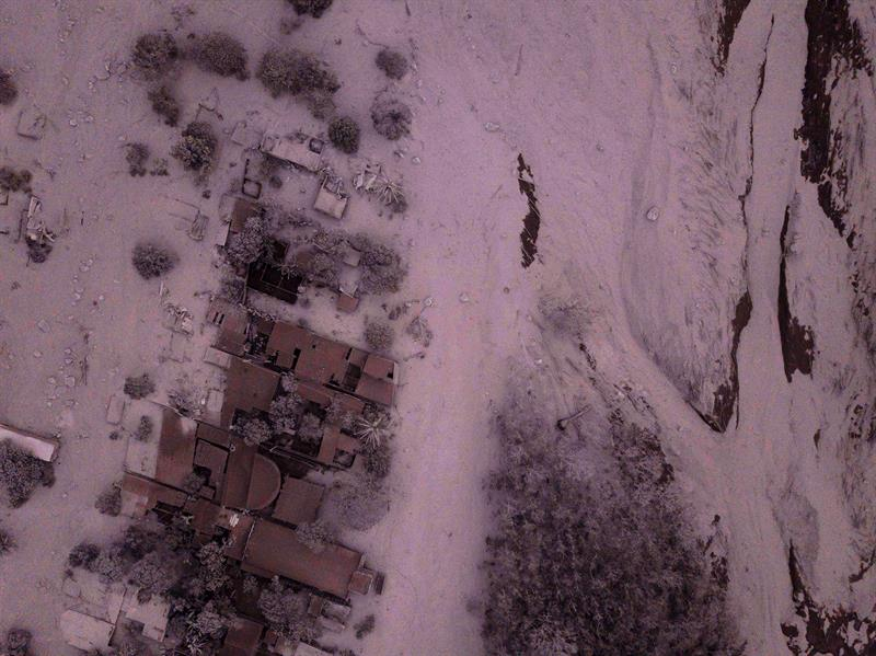 Comunidades pobres no recibieron aviso sobre erupción del Volcán de Fuego