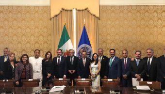 México presenta a OEA proyecto contra separación de familias