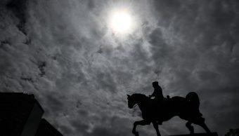 Prevén tormentas y granizo en gran parte de México