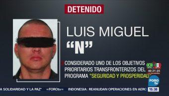 Vocero Seguridad Tamaulipas Revela Detalles Detención El Flaco Sierra