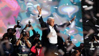 PREP confirma triunfo de Andrés Manuel López Obrador